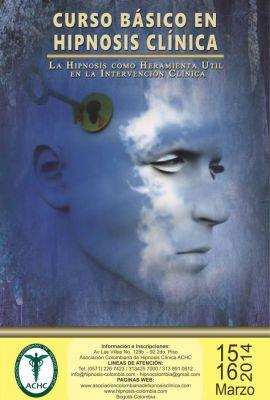 Curso Básico en Hipnosis Clínica