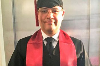 Ceremonia de Investidura como Doctor en Tanatología del Presidente de la ACHC